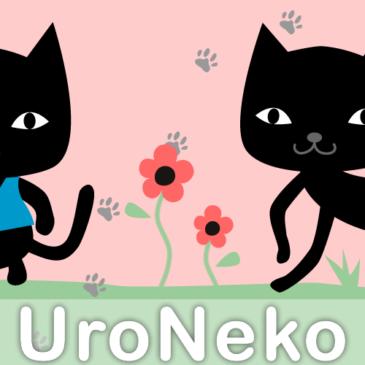 """うろねこライブ壁紙のやりかた</br> — how to set """"walking Cat LiveWallpaper"""""""